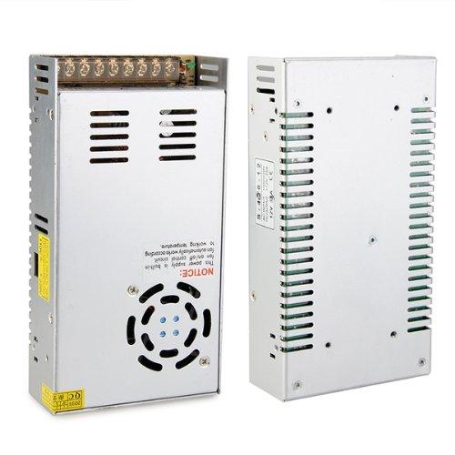 WSFS Hot Sale 400W Switch Power Supply Driver for LED Strip Light DC 12V 33A ac 85v 265v to 20 38v 600ma power supply driver adapter for led light lamp