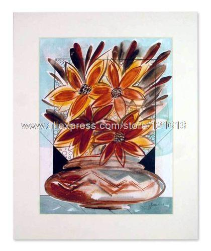 Ginger Blossom India Fine Art Painting By Handmade Oil Paintings Windows  Western Paintings Free Shipping Pop. Online Get Cheap Western Bathroom Mirrors  Aliexpress com