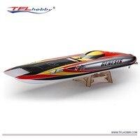 1420mm Length Large Genesis 1132 Catamaran Fiberglass Racing Boat w/ Dual 5684 1000KV Motors / Dual 300A ESCs