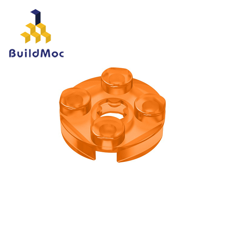 BuildMOC Compatible Assembles Particles 4032 2x2For Building Blocks Parts DIY LOGO Educational Creative Gift Toys