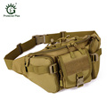 2016 Hot Sale Molle Military Men Waist Pack Bags Waterproof Waist Bag Fanny BELT Climb Bum Bag Military Equipment Hip Pack