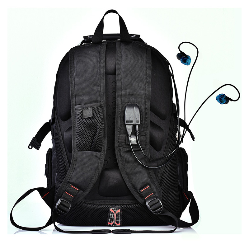 Magic Union Laptop Backpack External Usb Charge Computer Backpacks Anti-theft Waterproof Bags For Men Women School Backpack #2