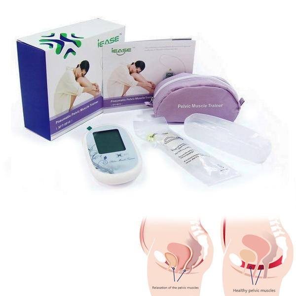 Kegel exercises vaginal massage pelvic floor muscle female incontinence Therapy Vaginal stimulator Pelvic Floor Trainer