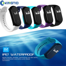 A16 Bluetooth smartband Heart Rate Monitor IP67 Водонепроницаемый Браслет Спорт Браслет Фитнес-трекер Поддержка Сна монитора