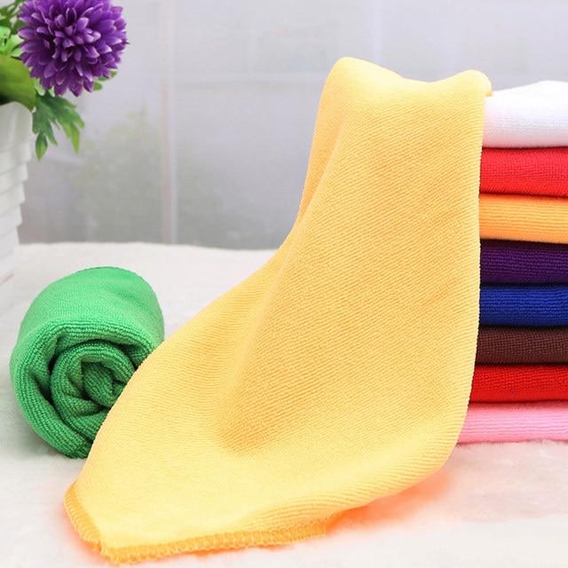 Microfibra Tovagliolo di Sport Esterni di Campeggio portatile Viaggi Asciugamano asciugatura rapida Asciugamano Viso Mano Texture Morbida