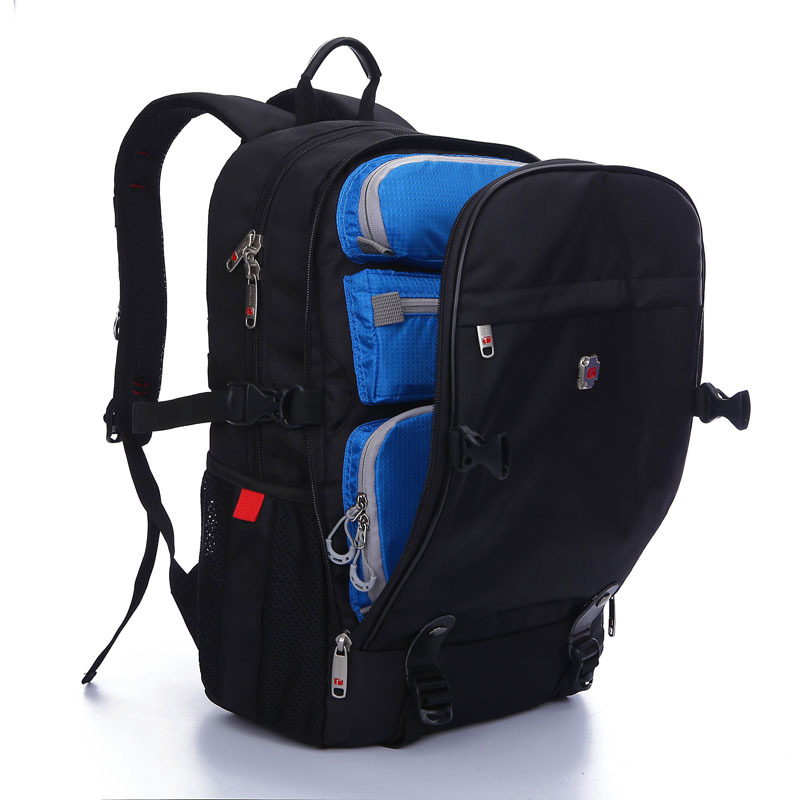 Men Multifunction 17 inch Laptop Backpack women Waterproof Large Capacity Multi-pocket Backpacks Casual Travel bag t plants multifunctional men large capacity backpacks oxford laptop bag for 14 inch college backpacks comfort travel backpack