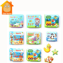Baby Bath Books Waterproof Bathroom Books Water Bathroom Toy