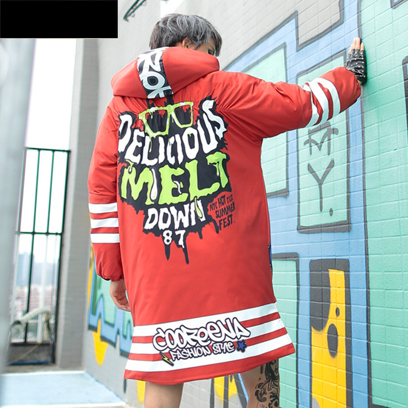 Color Dessin À Harajuku Animé Parka Coton Photo Veste Manteau Pardessus Style Femme Hip De Épais Impression Hop Femmes Ouatée Rue Hiver Capuchon Chaud Y627 wnCYTqx8Wg