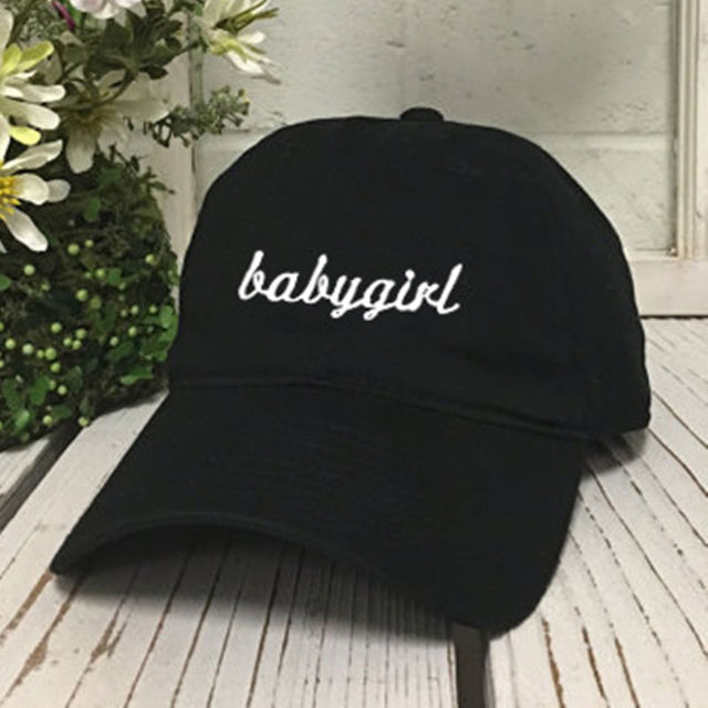aa726f79f71 2017 new Cotton Snapback Caps   Hats For Men Women Fashion Casual Baseball  Cap babygirl Letters embroidery Sports Hat Unisex Gor