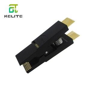 1 шт./лот зажим для тестирования программиста SOP16 SOP SOIC 16 SOIC16 DIP16 DIP 16 Pin IC тестовый зажим без кабеля