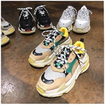 Coréen 2 forme 1 Été 3 5 Super Casual 4 2018 Printemps Mode Confort Chaussures Charme Plate Femmes dZq7dxzB