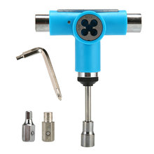 New Skateboard Tools 1pc Roller Skate Skateboard Adjusting Tool L Wrench Longboard Fish Board Tools