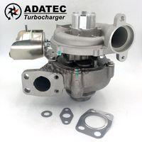 GT1544V 753420 750030 740821 турбины 3M5Q 6K682 AK turbo зарядное устройство для Ford C MAX/Focus II/Mondeo III 1,6 TDCi 109 hp DV6TED4