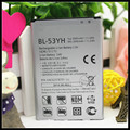 G3 Battery BL53YH BL-53YH REPLACEMENT BATTERY for LG G3 D855 F400S/K/L D830 D850 VS985 D850 battery