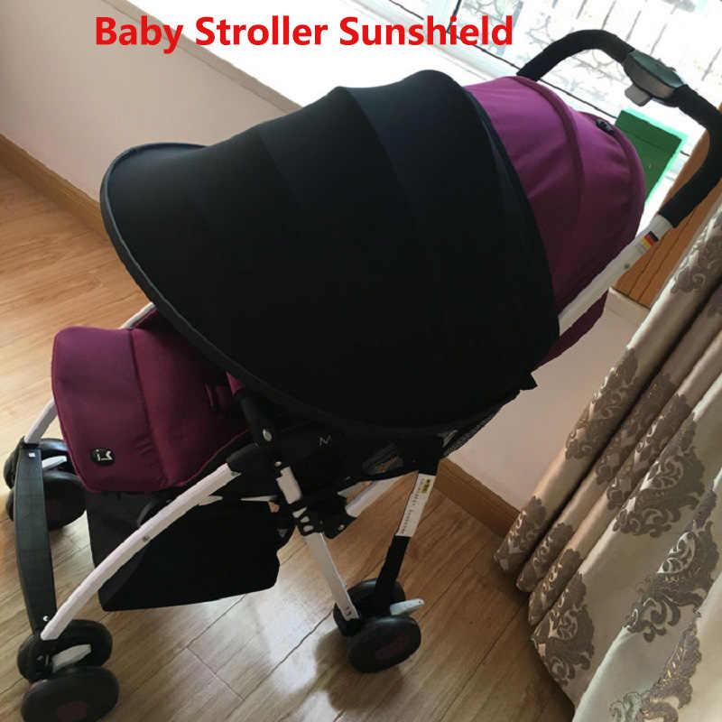 1 шт. детская коляска Sunshield аксессуары для детской коляски автомобильное сиденье Багги коляска автомобиль солнцезащитный чехол для ухода за ребенком