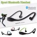 Universal estéreo esporte mp3 sem fio bluetooth 3.0 headset earphone headphone para iphone 5/4 para samsung galaxy s3 s4