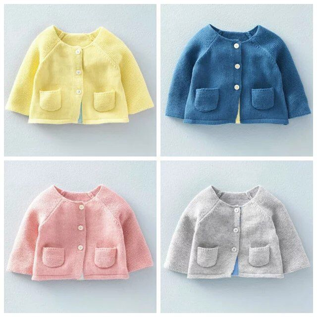 Baby Girls Boys Winter Sweater Cardigan 2016 Cute Girl Kids Children Pure Cotton Knitted Sweater Single Breasted Outfits jackets