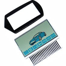 A91 flexible cable A91 LCD display+ LCD keychain Glass for Starline A91 lcd remote controller with Zebra Stripes