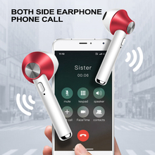 Bluetooth Earphone 5.0 Stereo bluetooth Wireless Dynamic Earbuds Handsfree Sport With Charging Box