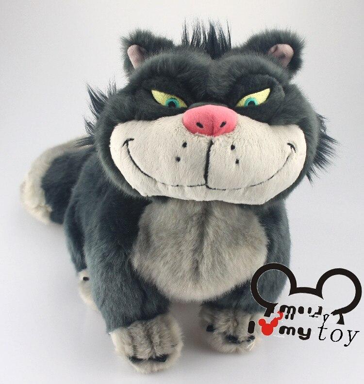 Oryginalny Kopciuszek Lucyfer Zły Kot śliczne Anime Stuff Zabawki