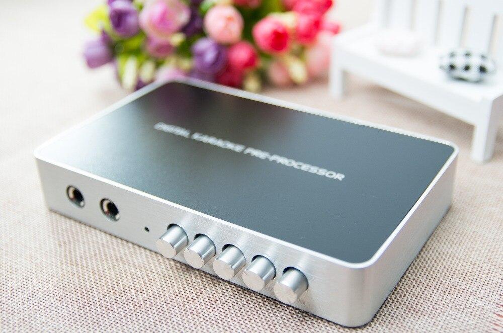 bilder für Karaoke Mate Mixer Karaoke ECHO maschinen system -- Singen eine song von ihrem android tv pc, computer Wtih HDMI Slot Karaoke maschine