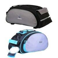 Cycling Mountain Road Bike MTB Bicycle Rack Bag Seat Cargo Bag Rear Pack Trunk Pannier Handbag Shoulder Strap Multifunction