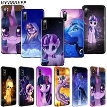 WEBBEDEPP My Little Pony Rainbow Dash Clouds Soft TPU Case for Redmi Note 4 S2 4A 4X 5 5A 6 6A 7 8 Go Pro Plus Prime(China)
