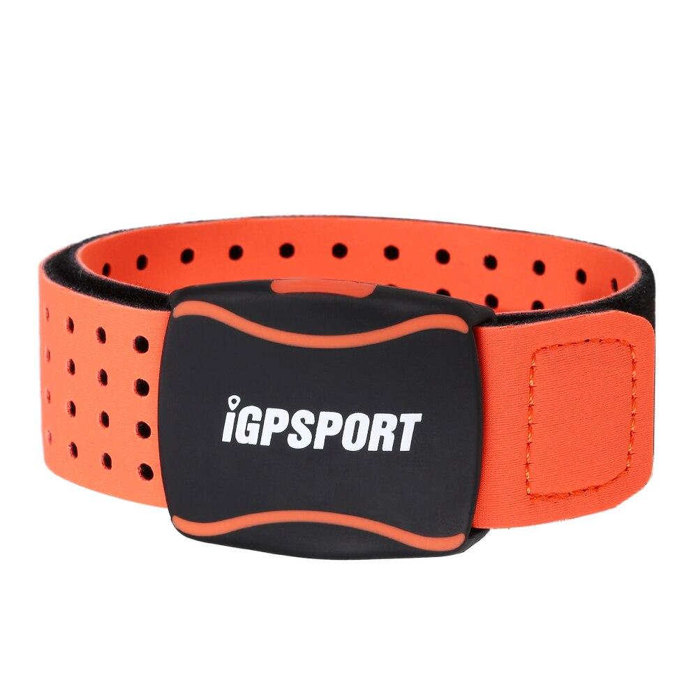 Bracelet de sport capteur sensible à la fréquence cardiaque bras sangle coeur Rater moniteur intelligent en cours d'exécution sport Fitness Tracker bande de fréquence cardiaque