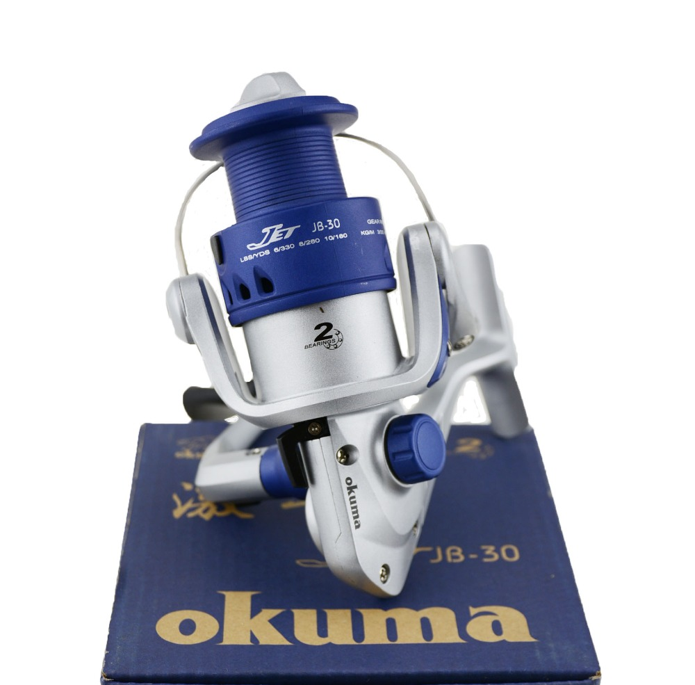 Buy okuma fishing reel jet jb30 spinning for Okuma fishing reels for sale