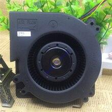 Дельта двойной шариковый высокоскоростной подшипник центробежный турбинный вентилятор BFB1212 GH 12 см DC12V 3.96A вентилятор большого объема