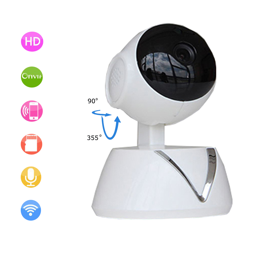 Wifi IP Camera Wireless 720P Smart Home Security Surveillance Camera Infrared P2P 2-Way talk Webcam Video baby camara Pan tilt howell wireless security hd 960p wifi ip camera p2p pan tilt motion detection video baby monitor 2 way audio and ir night vision