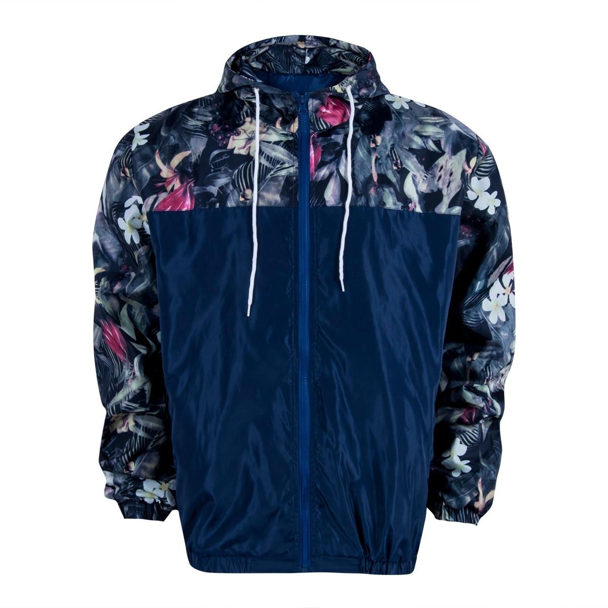 New Men/'s Casual Thin Hooded Jacket Windbreaker Sport Loose Coat Tops