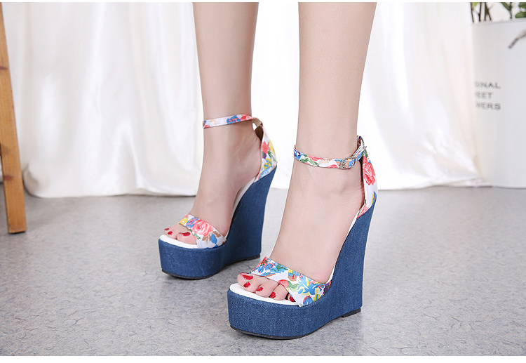 High Quality Wedges High Heels