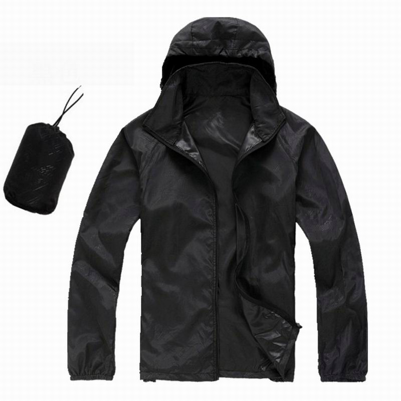 Spring Summer Waterproof Wind Coat Lovers Rain Jacket Men Jacket ...