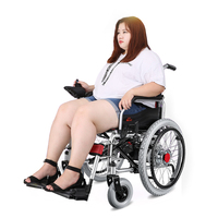 Portable Cofoe Yixiang Electric Wheelchair Folding Intelligent Control Scooter For Old People The Disabled Health Care