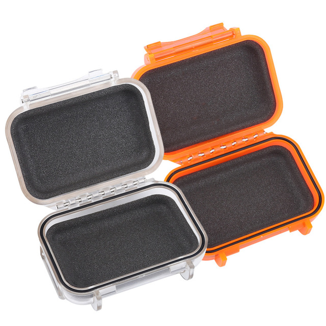 Waterproof Anti Shock Storage Box Earphone Wire Electric Wire Data ...