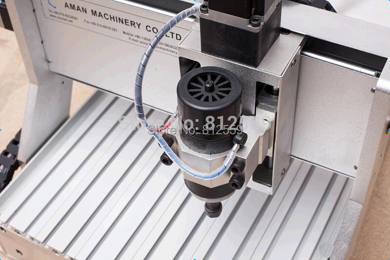 ЧПУ гравер гравировка 3040 утолщенный корпус tscrew алюминиевый сплав популярных