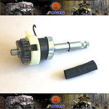 SUNWAY MOTORCYCLE PARTS KICK SHAFT STARTER GEAR FOR PW80 PY80 OFF-ROAD BIKE FREE SHIPPING