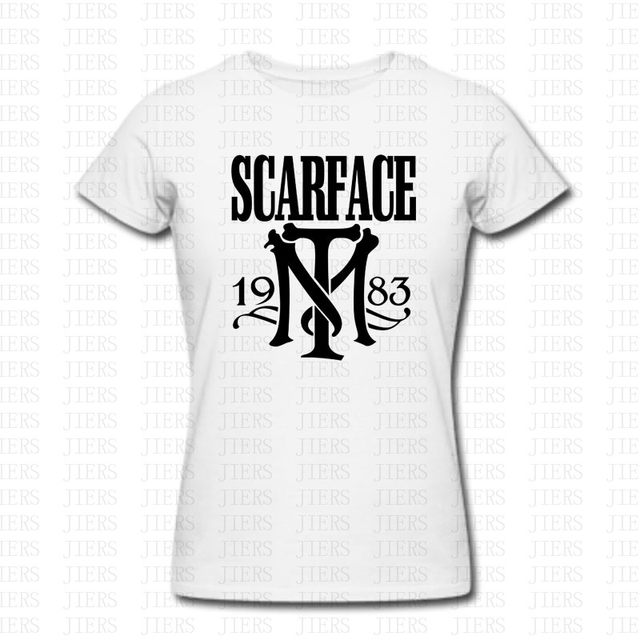 Online Shop Summer Scarface Tony Montana 1983 Symbol T Shirt Xs 2xl