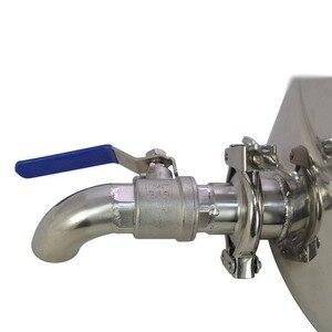 Image 5 - 30L paslanmaz çelik şarap yapımı kazan ev demlemek kiti imbik