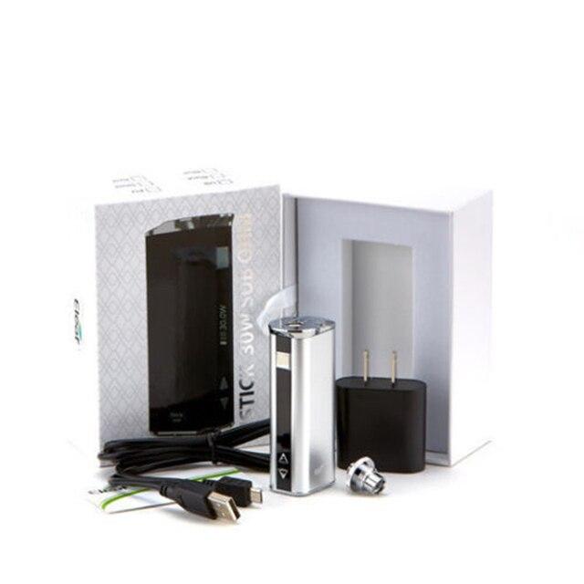 2017 MAHAQI istick mini 10 w 510 caja de hilo de moda e-cigarrillo e-cigarrillo mod 1050 mAh ajustable mini istick mod cuadro