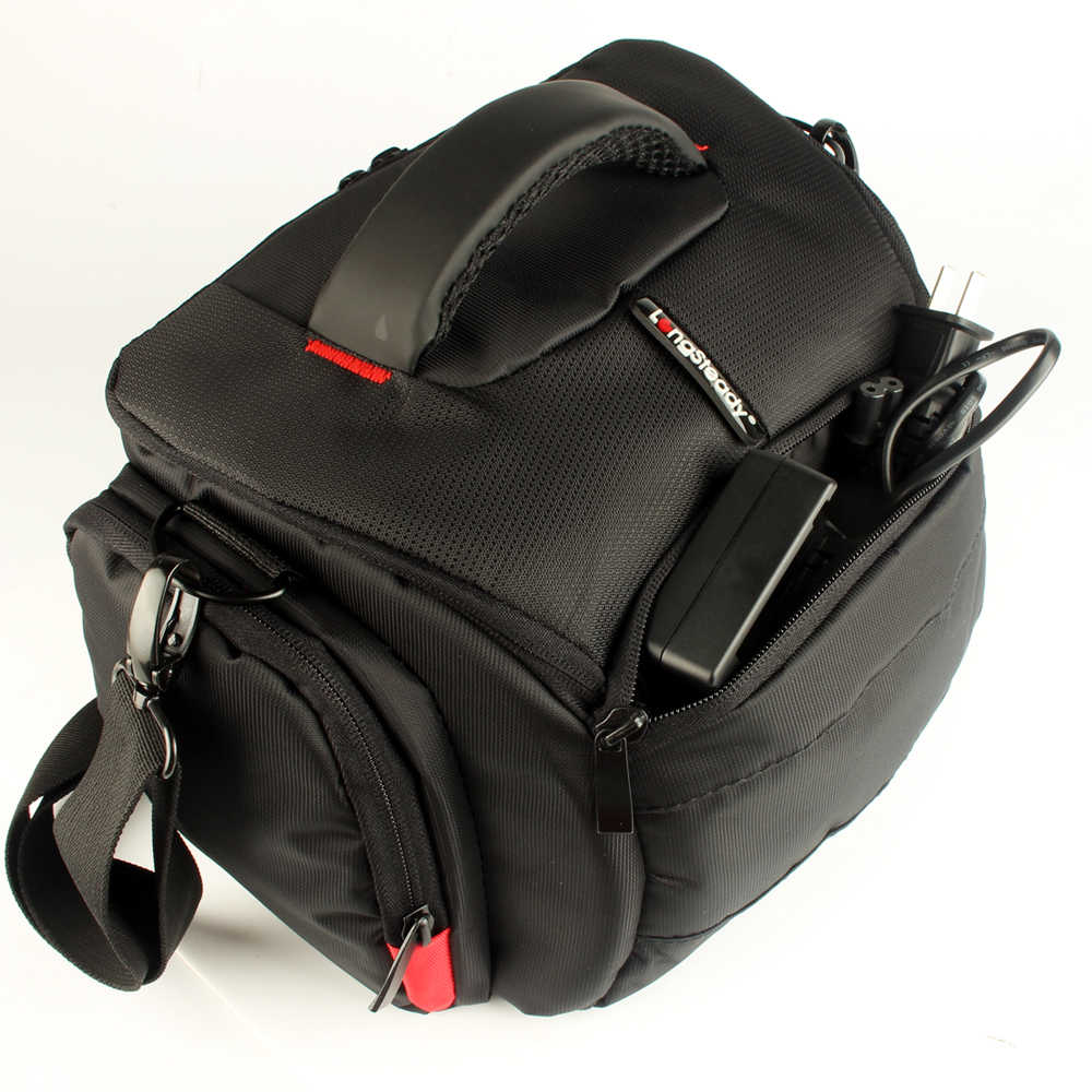 LongSteady DSLR Камера сумка для цифровой однообъективной зеркальной камеры Canon EOS 1500D 1300D 200D 1200D 760D 750D 700D 650D 600D 550D 6D 7D 5D Mark IV III чехол