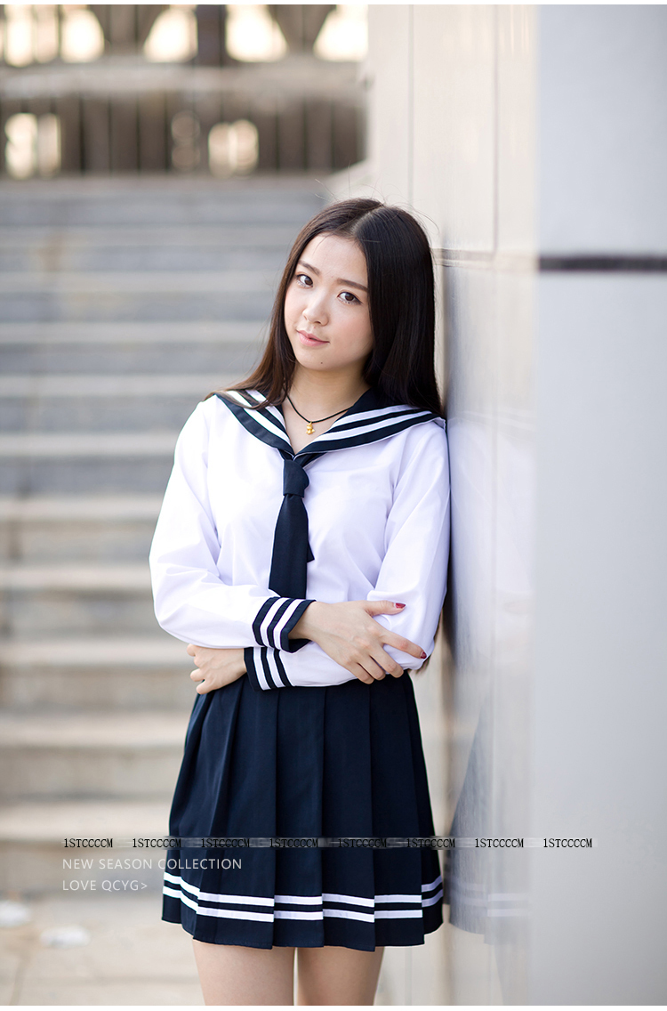 Cute school girl image-1403