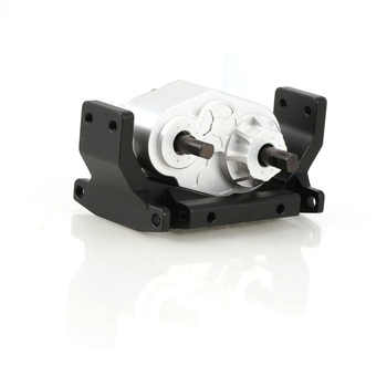 Metal Gearbox Transfer Case with 72MM Mount for 1/10 RC Crawler Axial SCX10 D90 Hsp Redcat Tamiya Axial Servo Accessories - DISCOUNT ITEM  30% OFF Toys & Hobbies