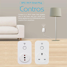 Broadlink Original Remote Control Timer Socket SP2 SP3 Work with Alexa Google Home Smart Home APP ZA IN BR UK AU EU Plug