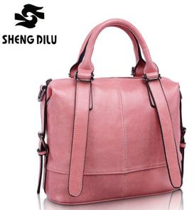 High Quality Female Genuine Leather Portable Bags Fashion European And American Style Women's Handbags