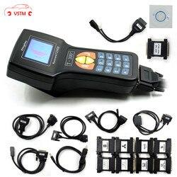 Новейший V17.8 T-300 T300 ключ программист для универсальных автомобилей ключ-иммобилайзер Decorder T 300 ключ производитель английский/испанский