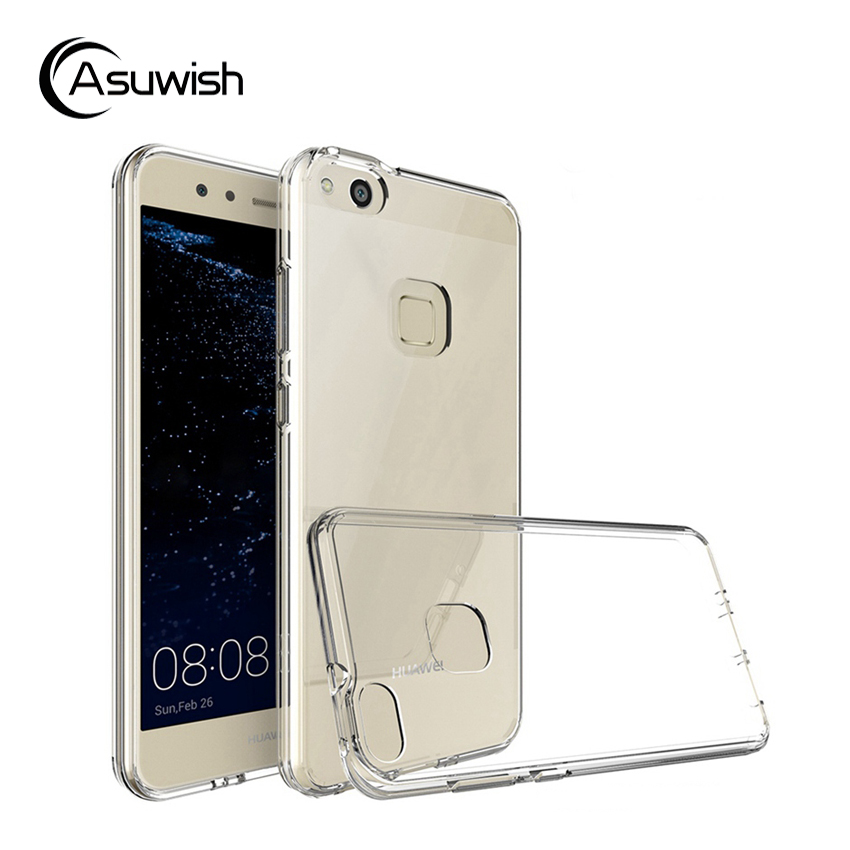 Hybrid TPU-ramfodral Clear Crystal Back Cover Phone Armor Protective - Reservdelar och tillbehör för mobiltelefoner