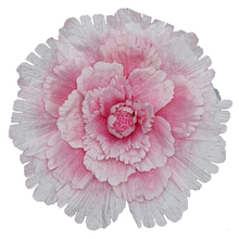 Large-scale simulation silk flower fantasy peony wedding wall decoration photographic prop outdoor beds garden