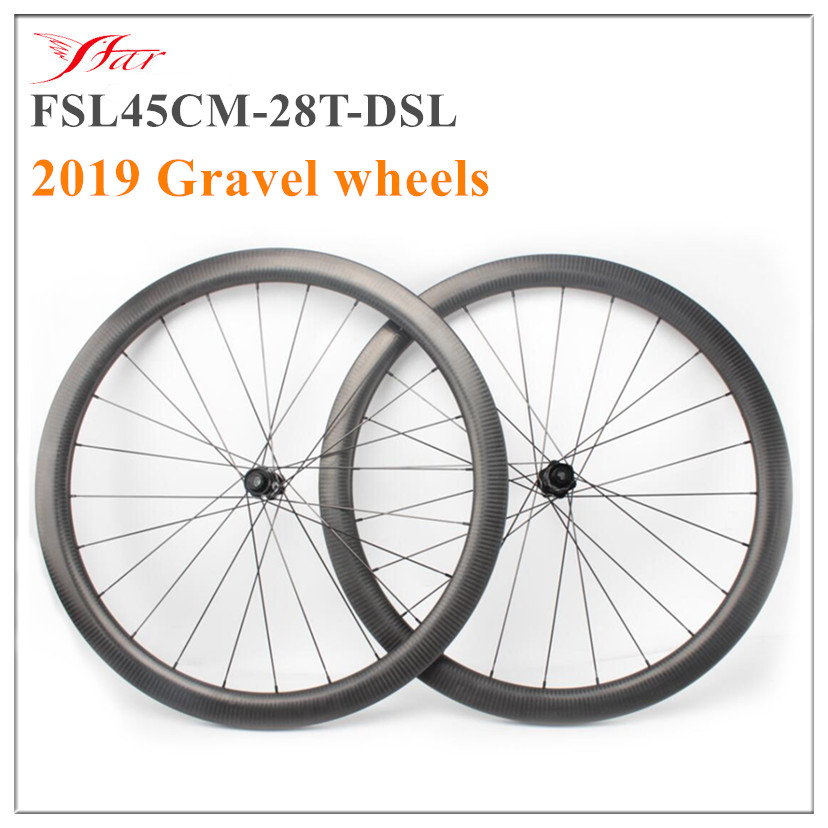 bike wheels gravel